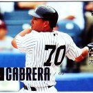 2006 Upper Deck 1134 Melky Cabrera (RC)