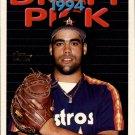 1995 Topps 313 Ramon Castro RC