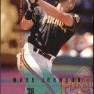 1995 Fleer Update 149 Mark Johnson RC