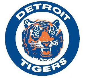 1996 Topps  Detroit Tigers MLB Team Set