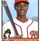 2015 Topps Archives 135 Michael Taylor RC