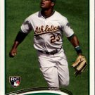 2012 Topps 36 Michael Taylor RC
