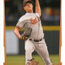 2012 Bowman Draft #45 Wei-Yin Chen RC