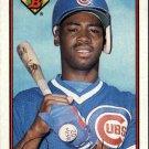 1989 Bowman 295 Jerome Walton RC