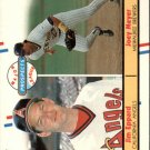 1988 Fleer 645 Joey Meyer/Jim Eppard RC