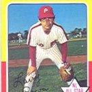 1975 Topps 420 Larry Bowa