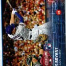 2015 Topps Update US242 Kris Bryant RC