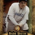 2015 Topps The Babe Ruth Story #BR10 The Babe Becomes A Media Star