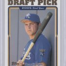 2005 Topps 668 Billy Butler FY RC