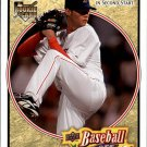 2008 Upper Deck Heroes 29 Clay Buchholz (RC)