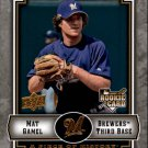 2009 UD A Piece of History 117 Mat Gamel RC