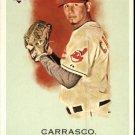 2010 Topps Allen and Ginter 155 Carlos Carrasco (RC)