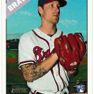 2015 Topps Heritage 719 Mike Foltynewicz SP RC