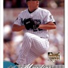 2007 Fleer 412 Matt Lindstrom (RC)