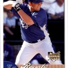 2007 Fleer 415 Billy Butler (RC)