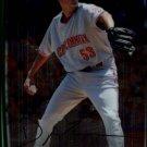 2008 Bowman Chrome Draft BDP34 Daryl Thompson (RC)