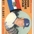 2009 Topps Heritage 128 Scott Elbert (RC)