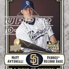2009 UD A Piece of History 106 Matt Antonelli (RC)