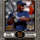 2009 UD A Piece of History 133 Angel Salome (RC)