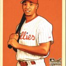 2009 Upper Deck Goudey 156 Greg Golson (RC)