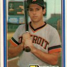 1981 Donruss 250 Jim Lentine RC