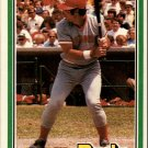 1981 Donruss 302 Joe Nolan RC