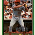 1981 Donruss 303 Paul Householder RC