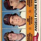1981 Topps 214 Ralph Botting/Jim Dorsey RC/John Harris RC