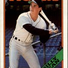 1988 Topps 267 Billy Bean RC