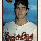 1989 Bowman 15 Steve Finley RC