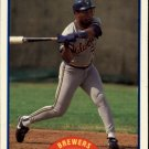 1989 Score 625 Gary Sheffield RC