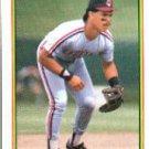 1990 Bowman 339 Carlos Baerga RC