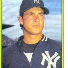 1990 Bowman 441 Mike Blowers RC
