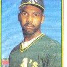 1990 Bowman 446 Reggie Harris RC