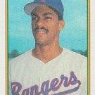 1990 Bowman 492 Juan Gonzalez RC