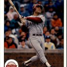 1990 Upper Deck 785 Dave Hollins RC