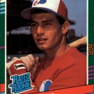 1991 Donruss 425 Greg Colbrunn RR RC