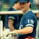 1991 Stadium Club 578 Jeff Conine RC