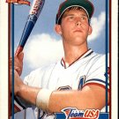 1991 Topps Traded 130T Chris Wimmer USA RC