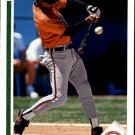 1991 Upper Deck 745 Luis Mercedes RC