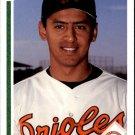 1991 Upper Deck Final Edition 30F Chito Martinez RC