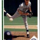 1991 Upper Deck Final Edition 44F Rusty Meacham RC