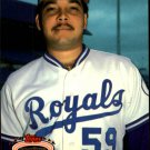 1992 Stadium Club 569 Carlos Maldonado RC