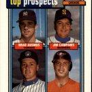 1992 Topps 58 Brad Ausmus RC