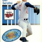 1993 Score 497 Dan Serafini RC