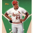 1993 Topps 191 Sean Lowe RC