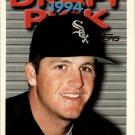 1995 Topps 551 Chris Clemons RC