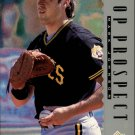 1995 Upper Deck 252 Mark Johnson RC