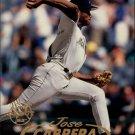 1998 Fleer Tradition 151 Jose Cabrera RC
