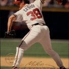 1998 Fleer Tradition 88 Mike Cather RC